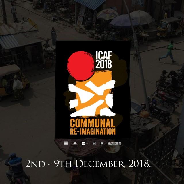 ICAF 2018 social media adOpen call 1