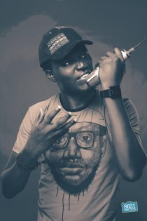 Rez Thapoet Spokenword Curator I C A F Lagos 2018